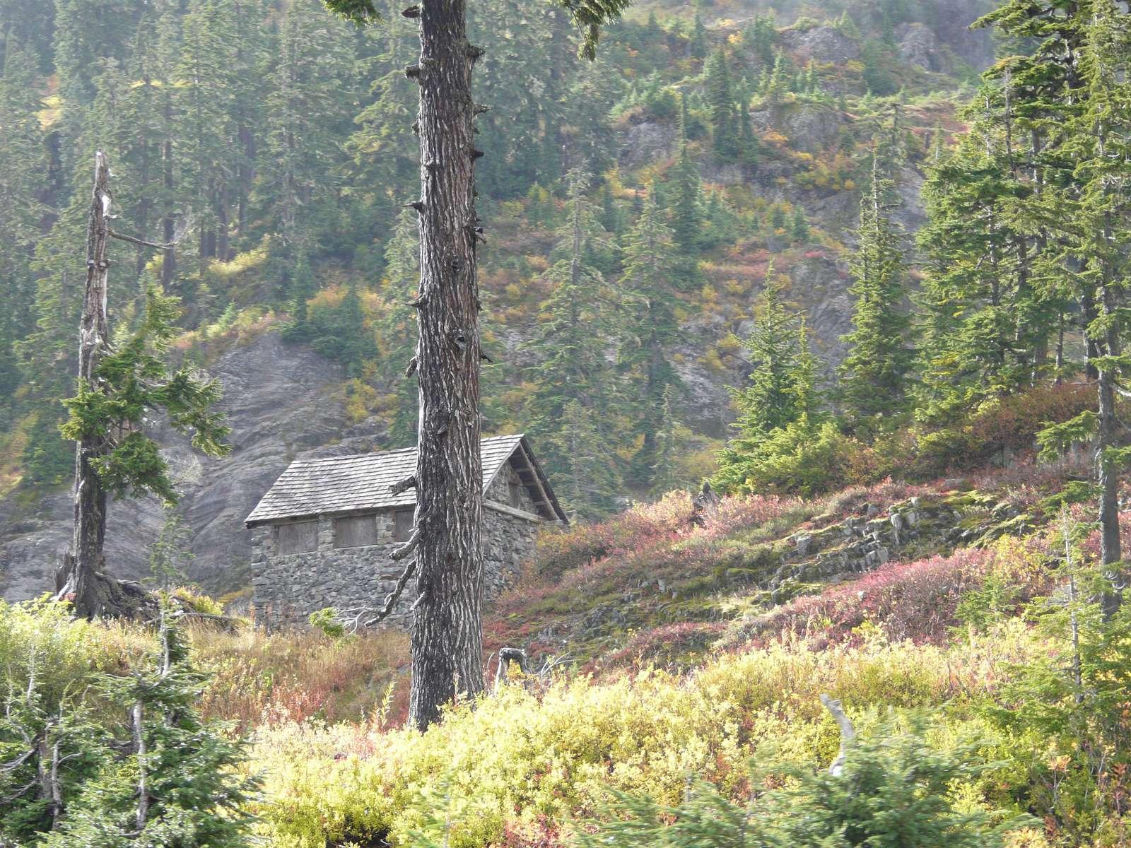 Historical Cabin