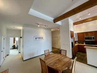 Dining and kitchen area thumb