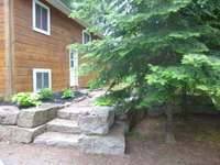 Back Entrance to cottage thumb