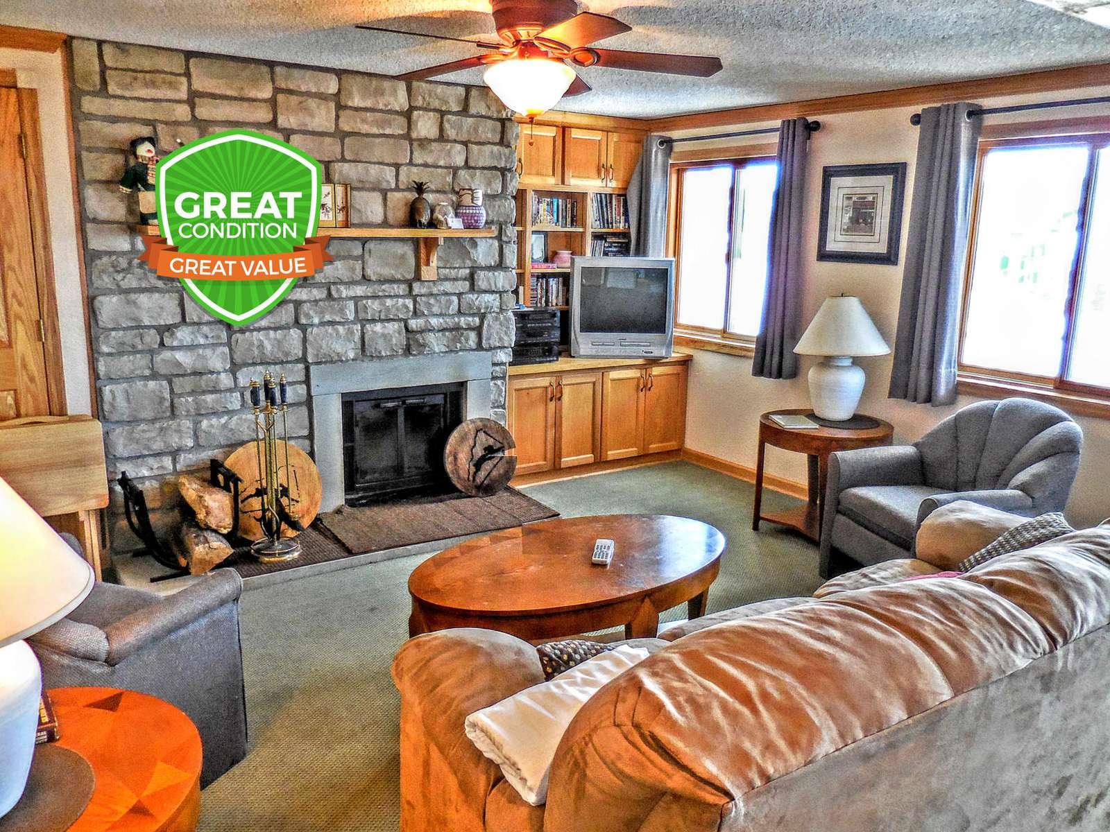 ML246 is your Snowshoe home away from home! - property
