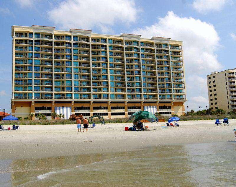 Mar Vista Grande from the Beach