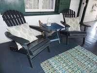Muskoka Chairs in the veranda thumb