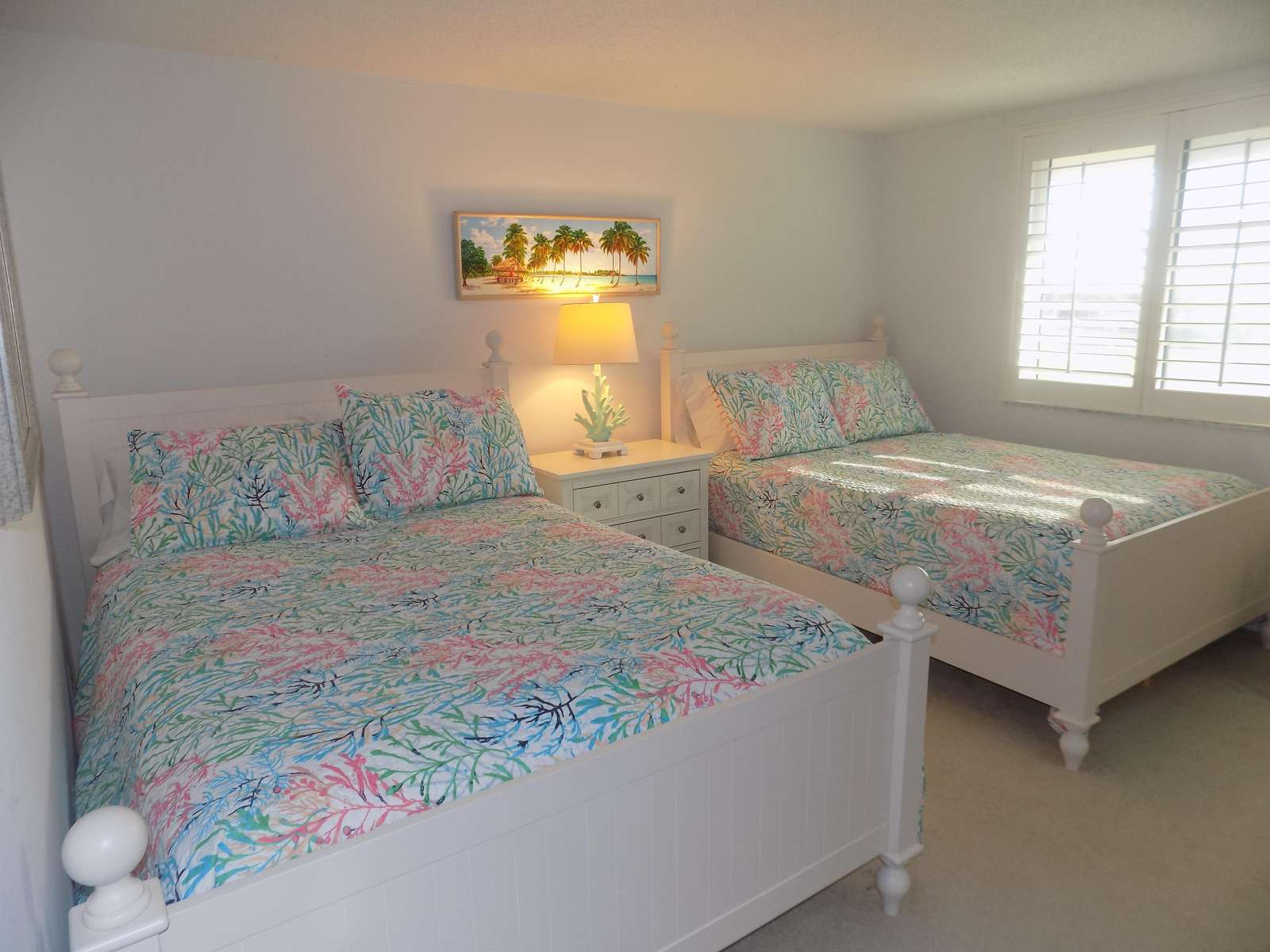 Guest Room  2 Double Beds