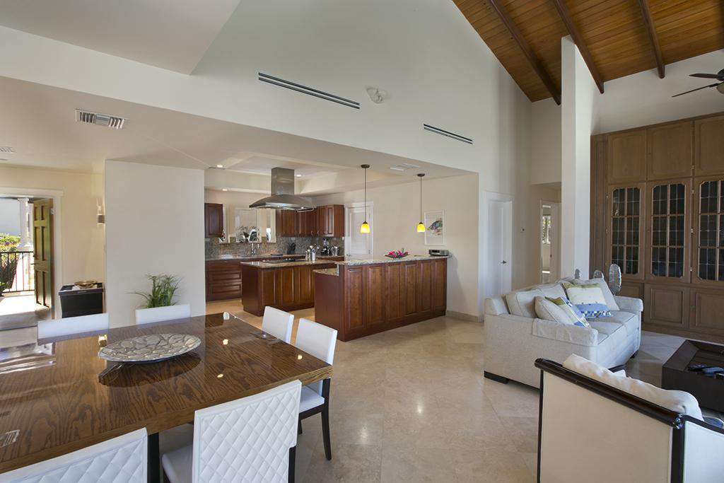 Dining/Living/Kitchen