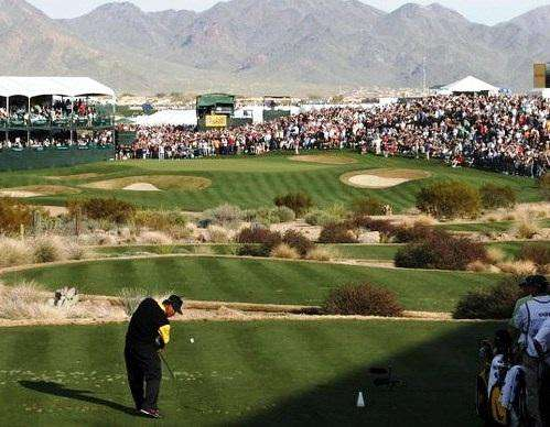 Minutes from the TPC/ Waste Management Open