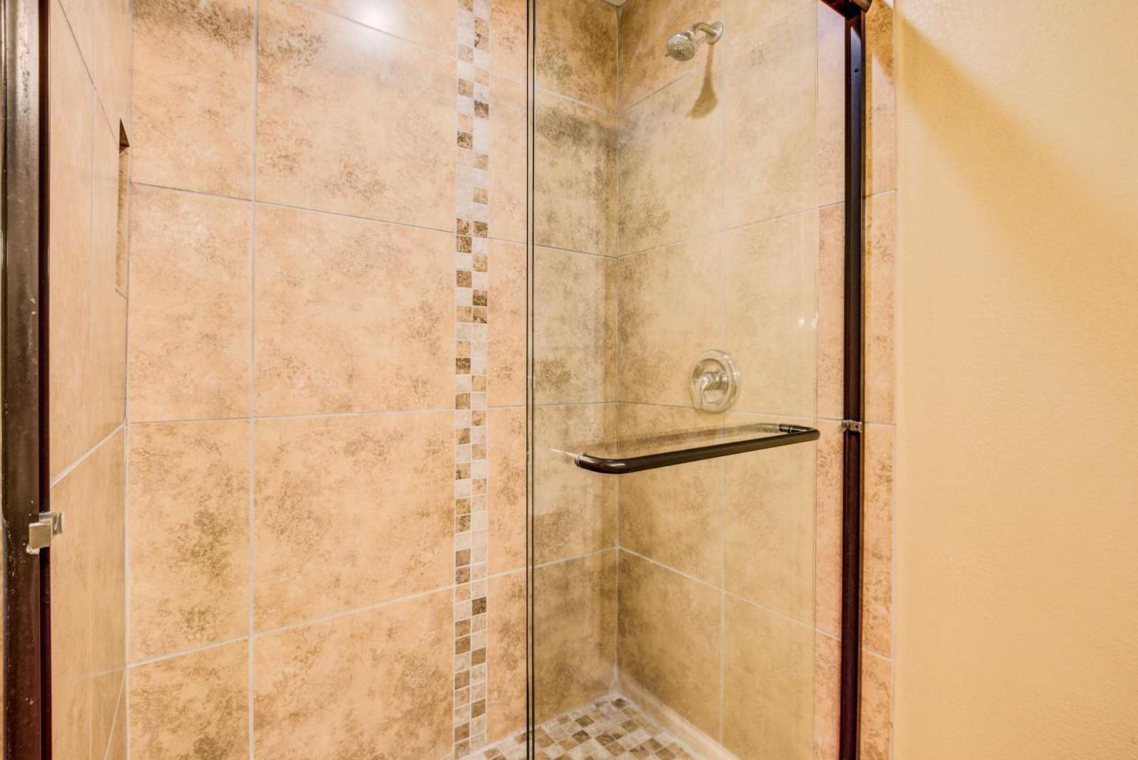 6th Bedroom Walk In Shower.