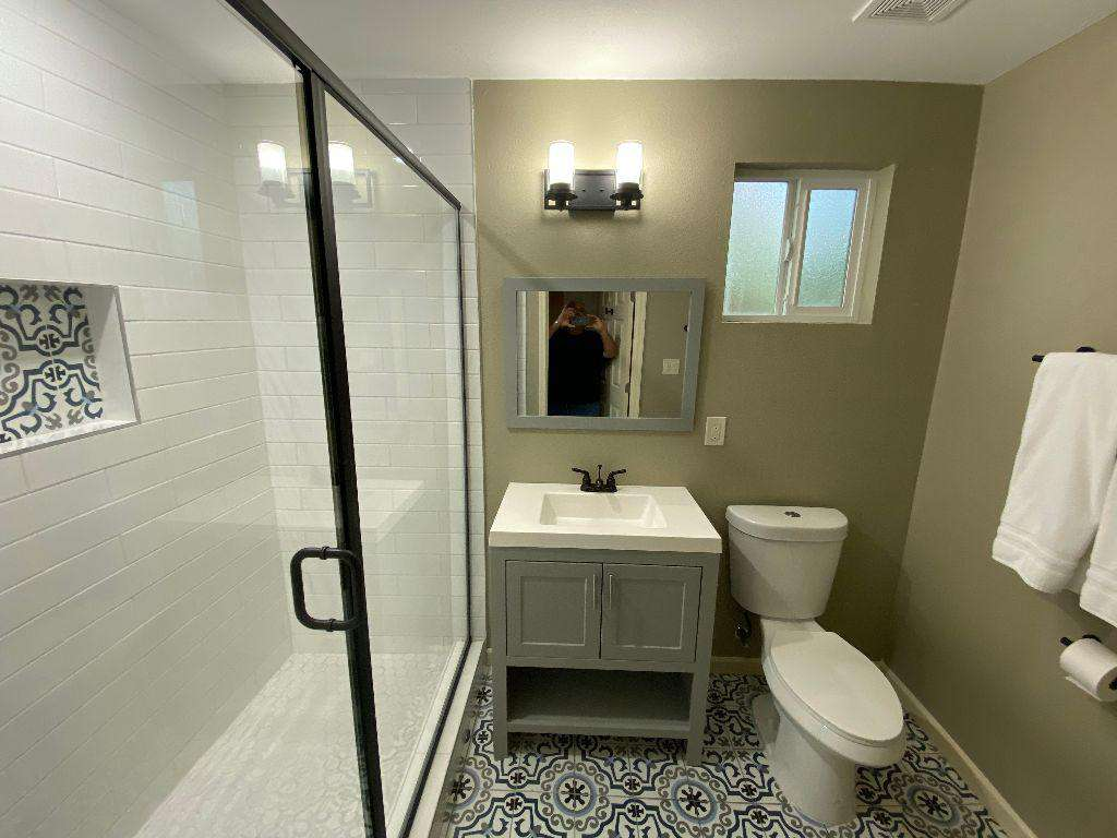 3rd Bedroom Full Bathroom