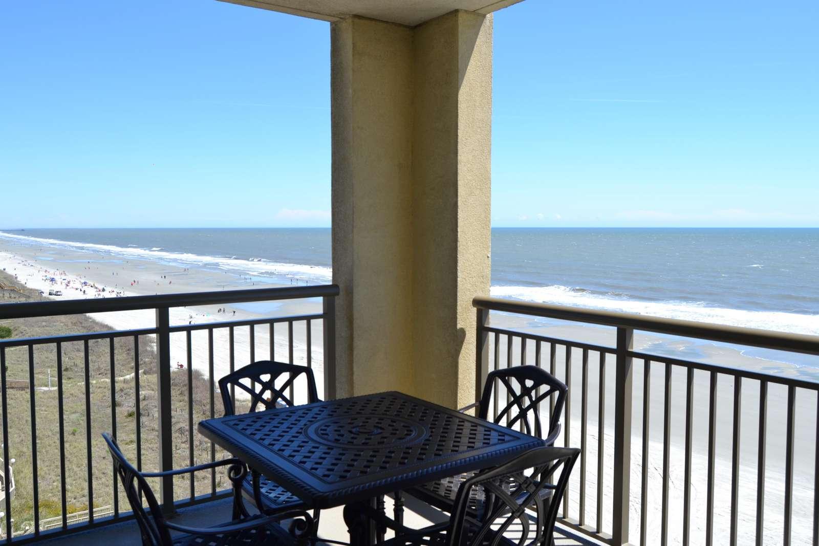 Premier, oceanfront, corner views