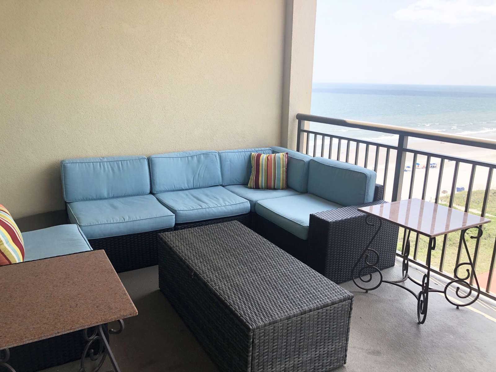 Brand new balcony furniture