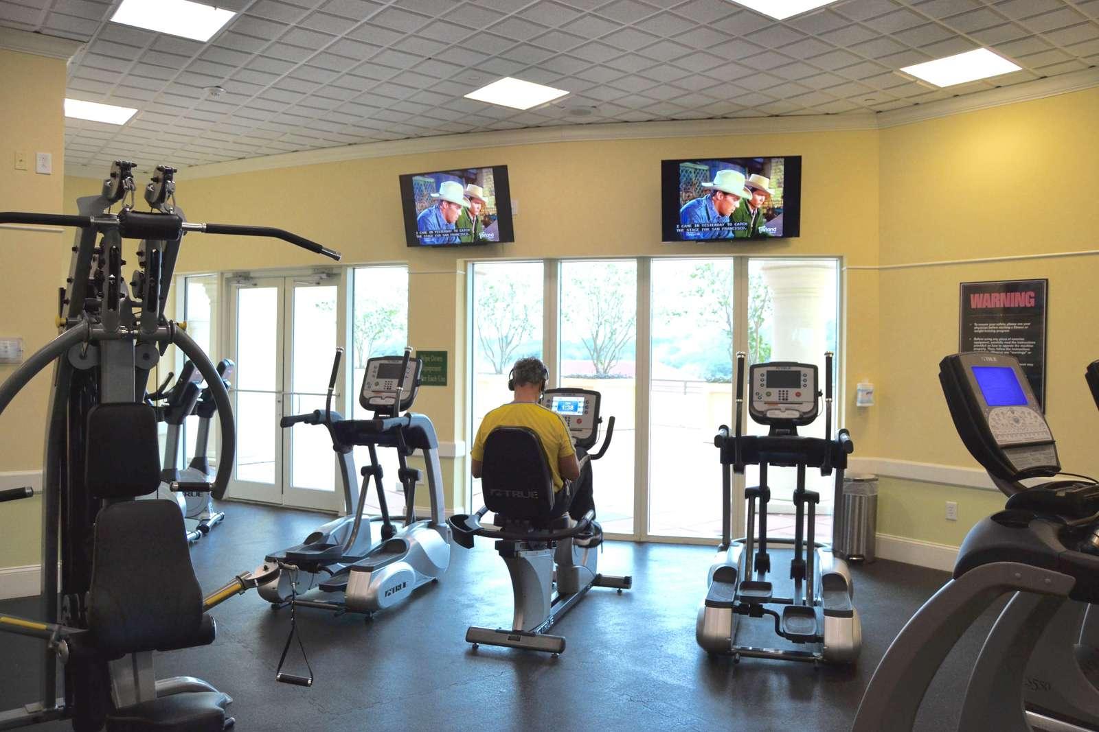 5Th Floor, Fitness Center