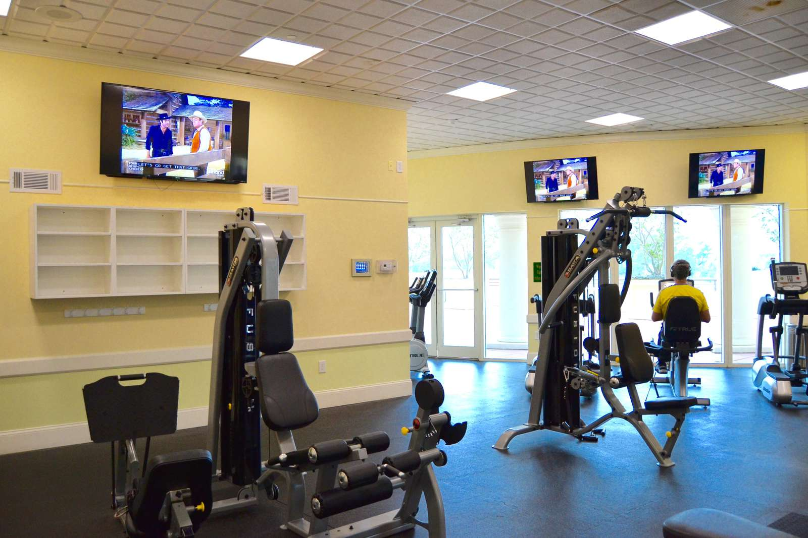State of The Art Fitness Center, Onsite