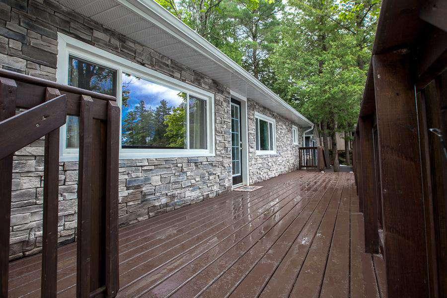 Wraparound Deck