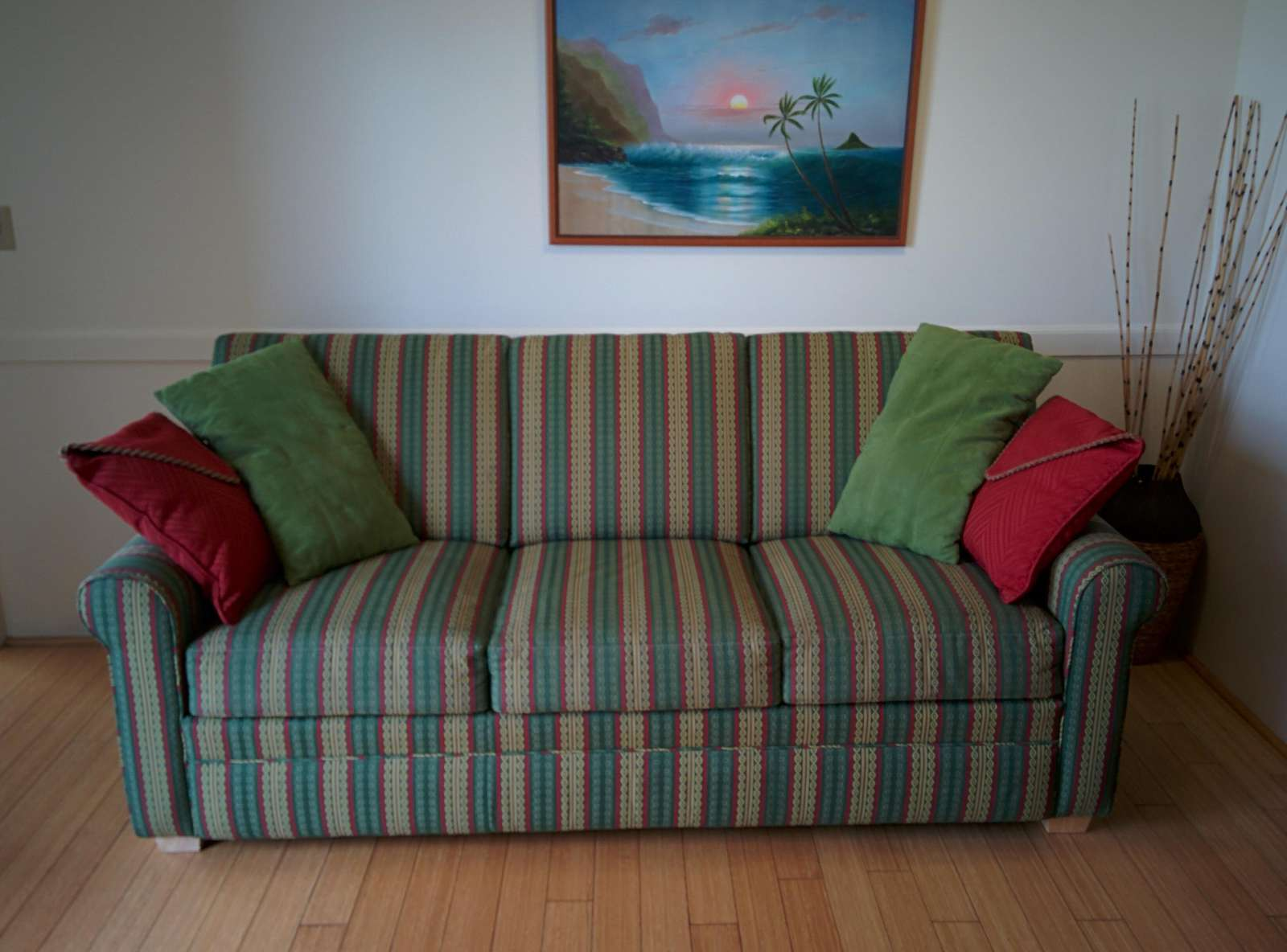 New sofabed