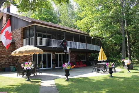 1131 Balsam Cottage Country House