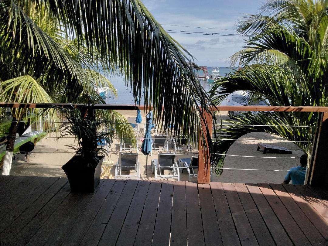 Beachfront Porch - property