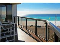 This oceanfront condo features panoramic views of the gorgeous Gulf! thumb