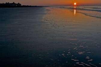 Enjoy Evening Strolls on the Beach thumb