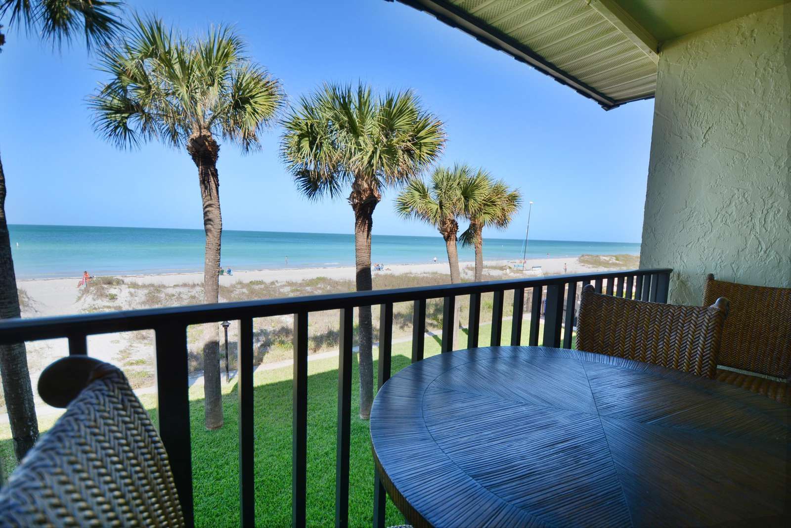 Balcony over the Gulf - property