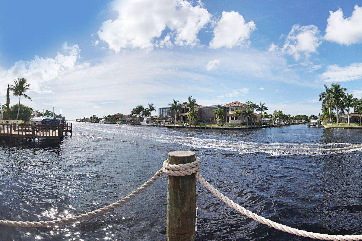 Cape Coral Canals