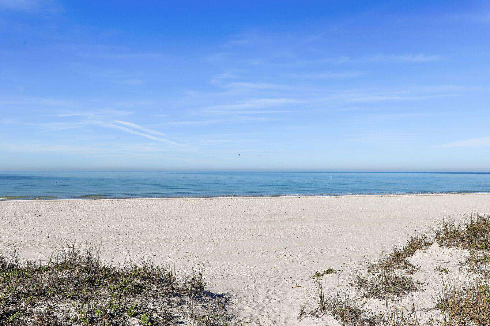 Beach Entrance - property