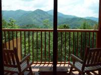 Pull up a Chair, Enjoy the Mountain Views by Day, Starry Skies by Night... thumb