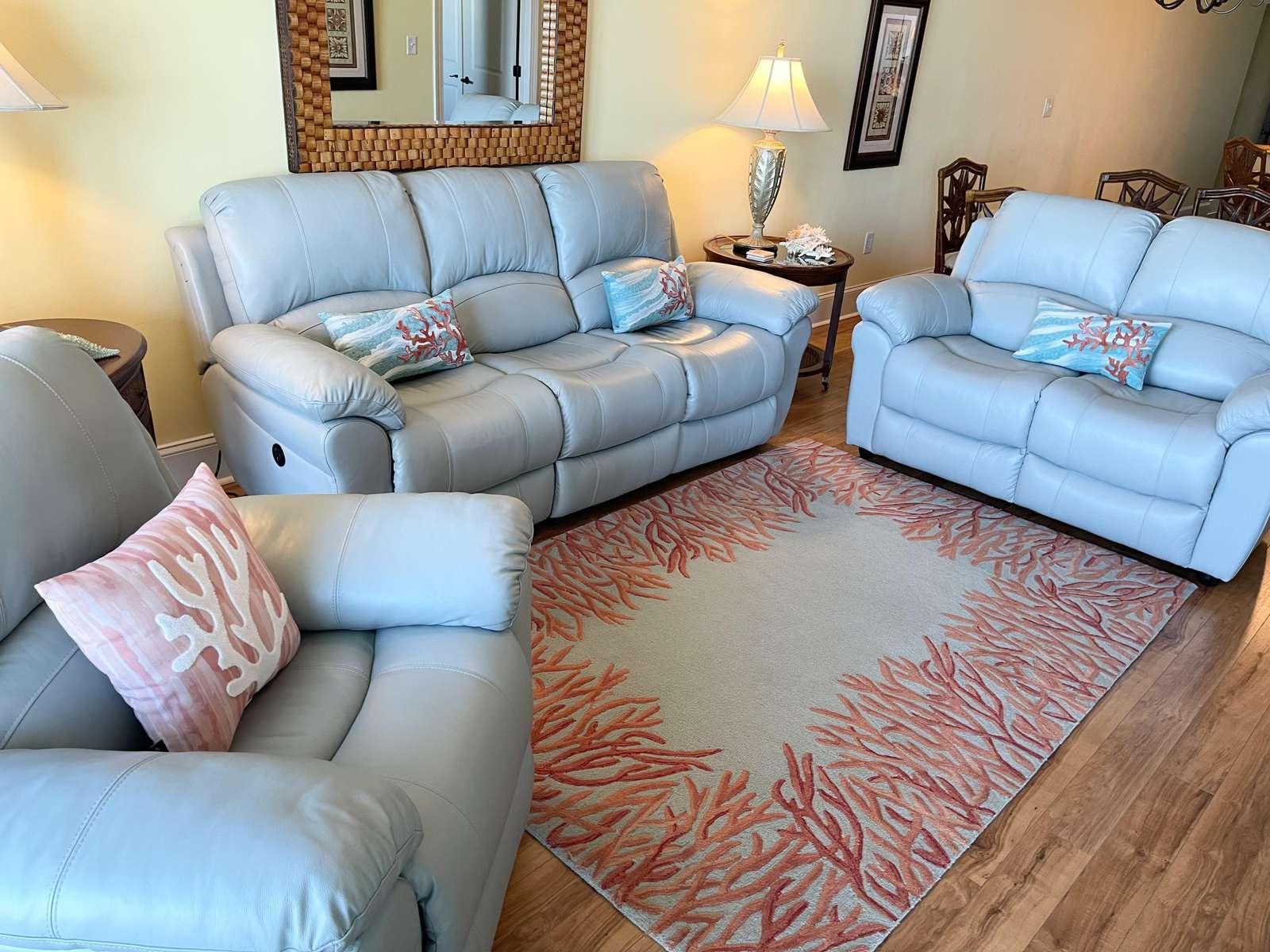 Brand new living room furniture!!