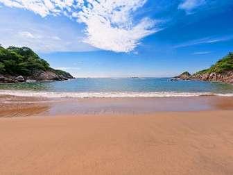 Direct beach access to Playa Arrocito thumb