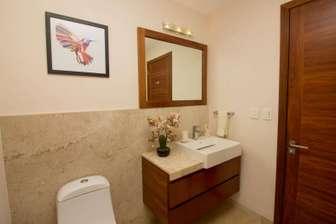 Main bathroom with shower thumb