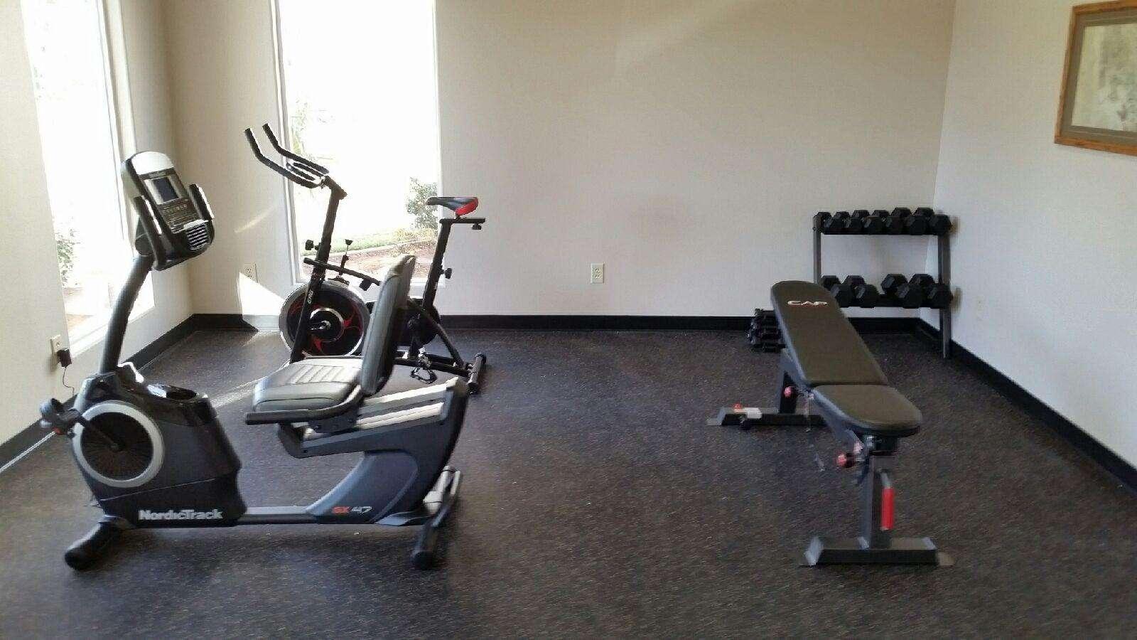 Fitness Center at Las Palmas