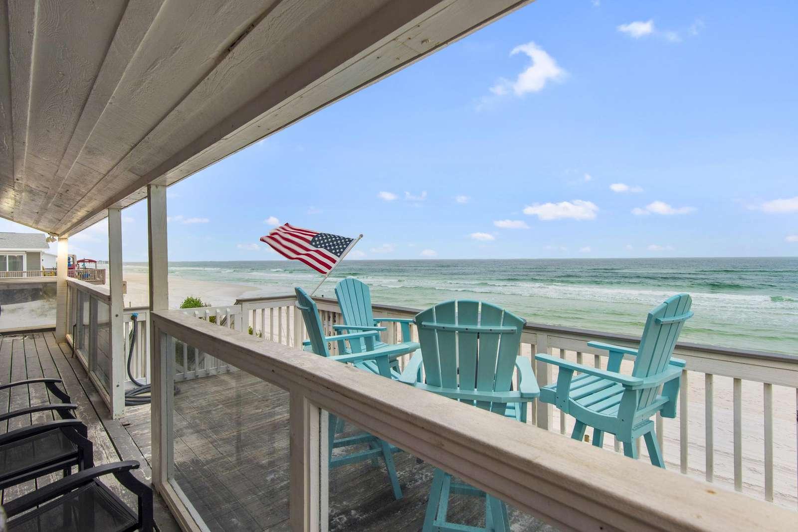 FantaSea - Wonderful Private Beachfront Home - Beautiful!!!
