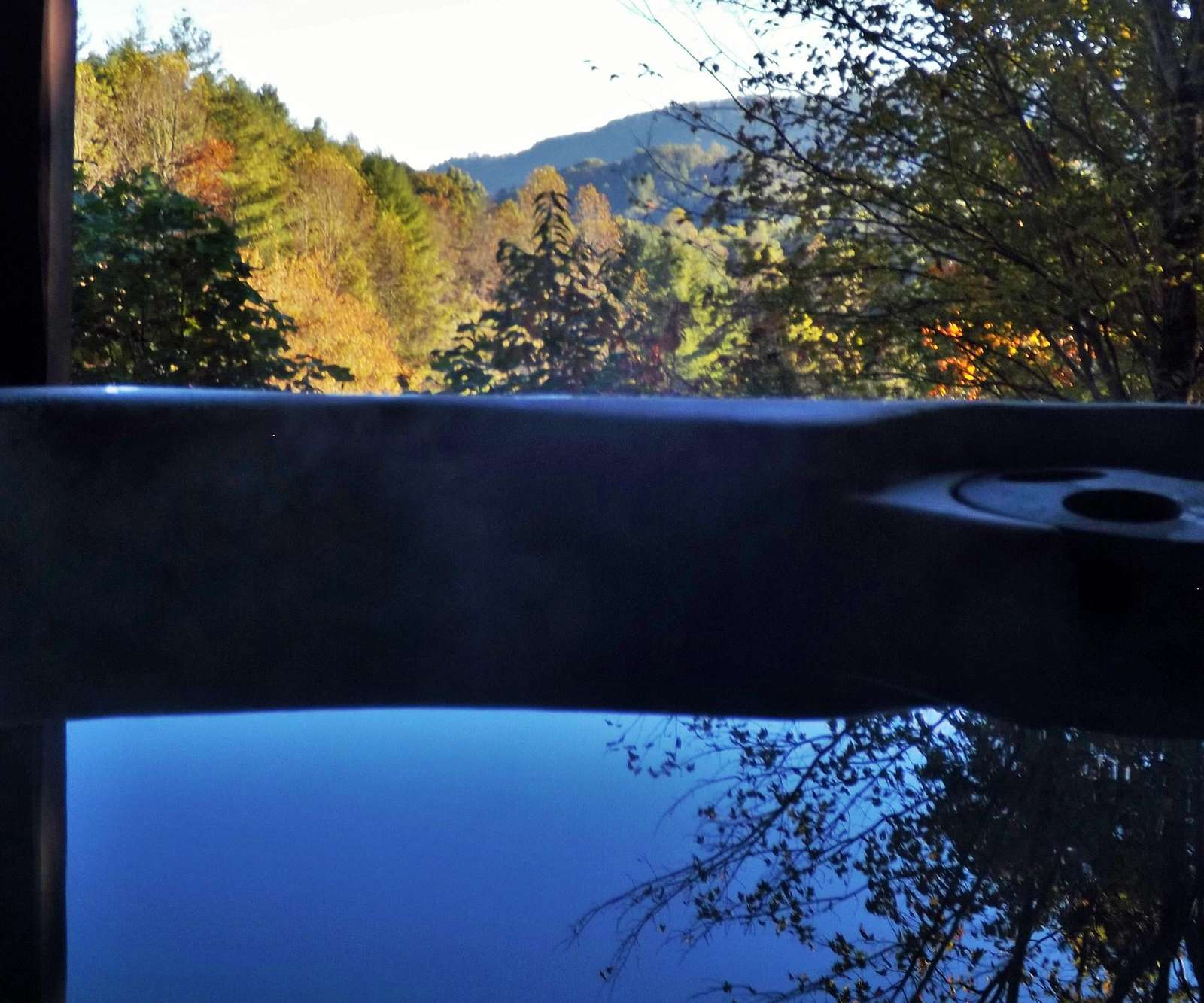 Pasture and Mountain Views from the Sparkling Hot Tub! - property