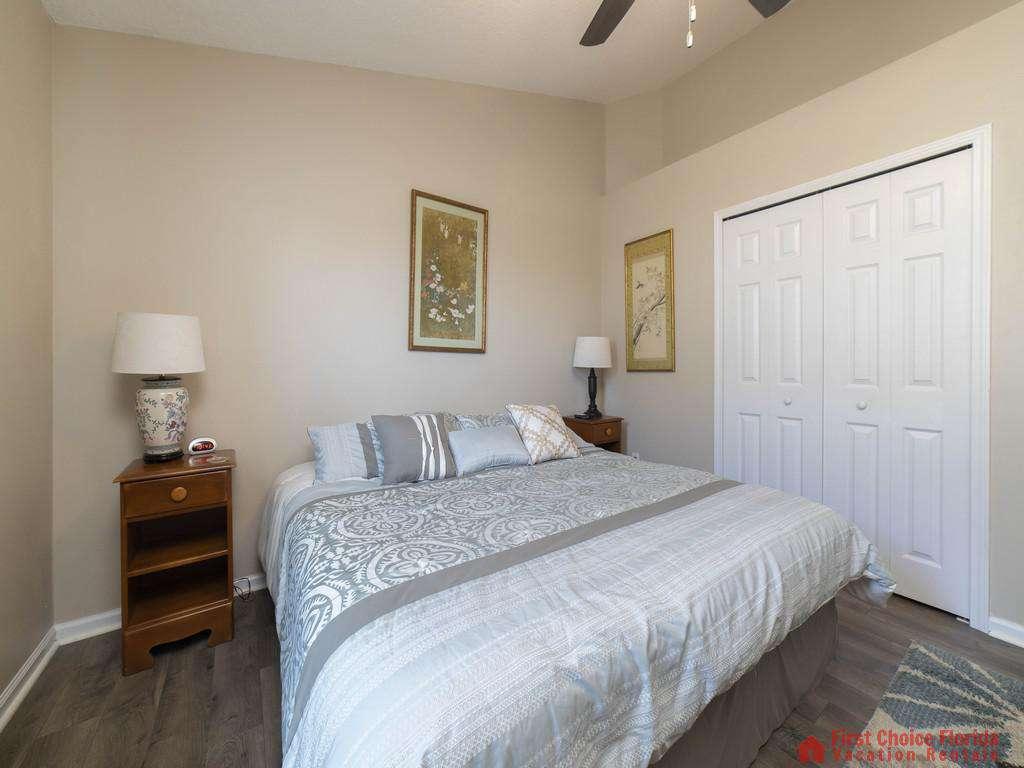 Magnolia Beach House - Guest Bedroom