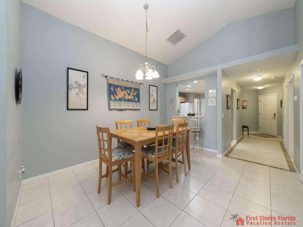 Magnolia Beach House - Dining Room