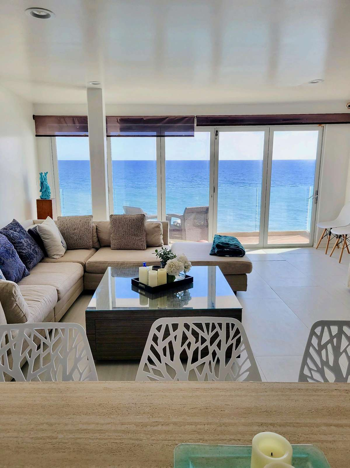 #331 Exquisite Malibu Oceanfront home with Private Beach