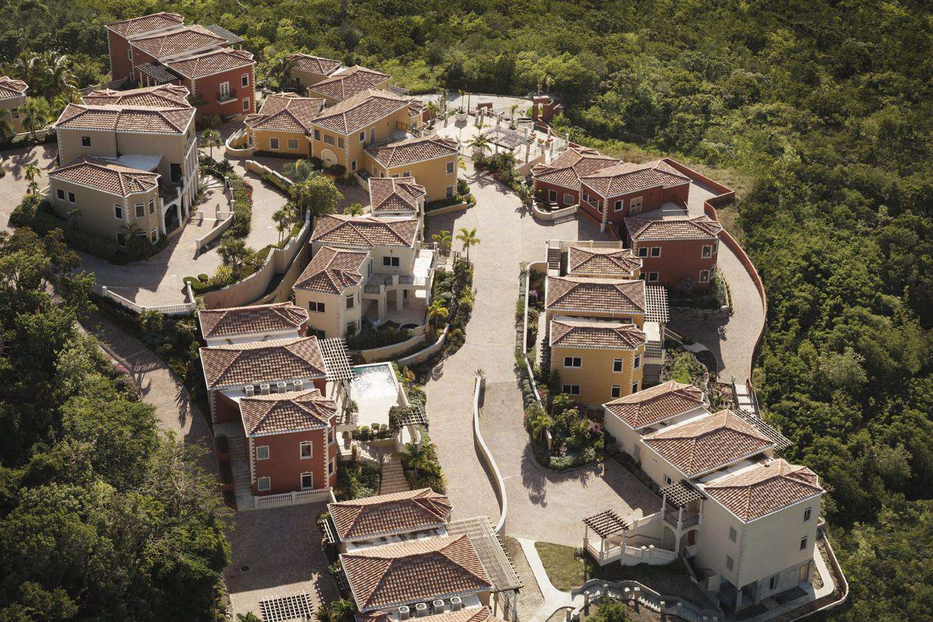 Overhead View of Sirenusa Residences