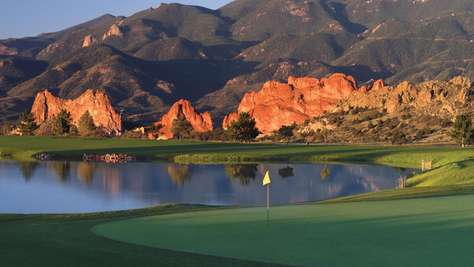 Surrounded by the best golf courses in the world!