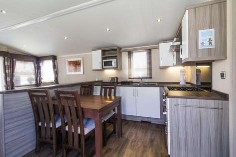 Stunning cravan for rent at Hopton Haven near Great yarmouth