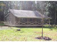 Red Maple Cabin - Front thumb