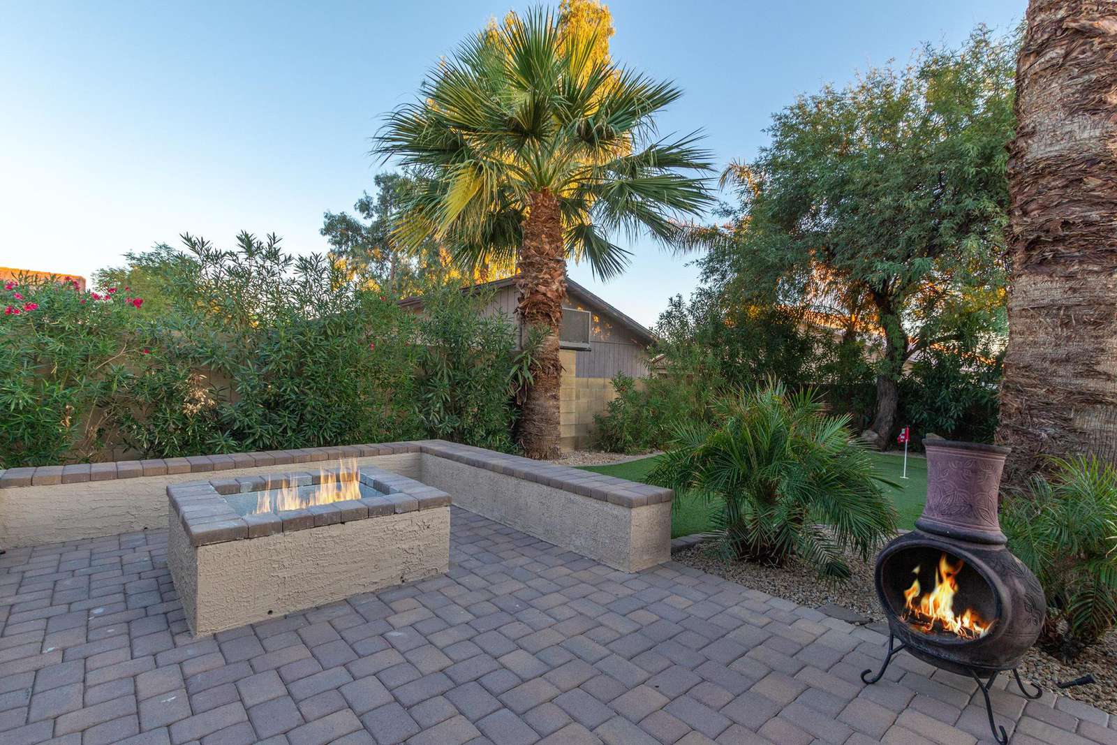 Two Fire Pits (Guests Provide Wood)