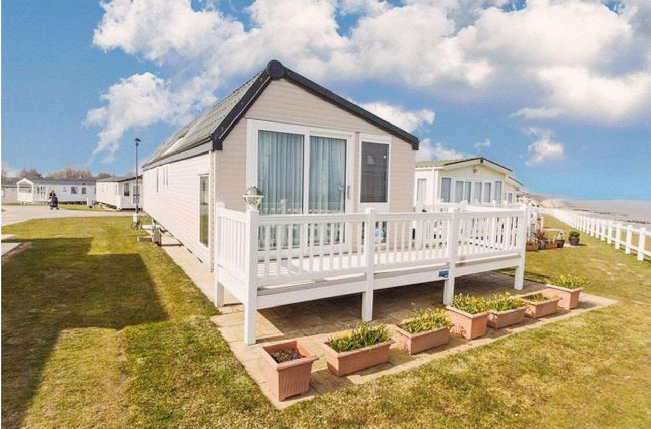 Mobile home for hire in Norfolk