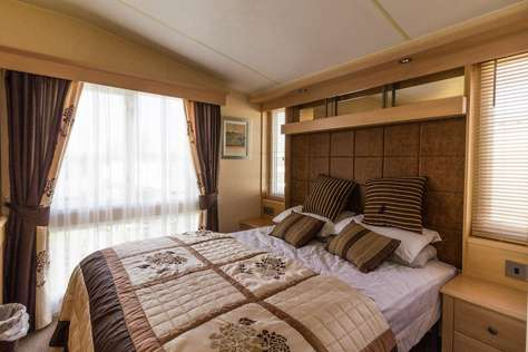 Stunning caravan for private rentals through 2cholidays