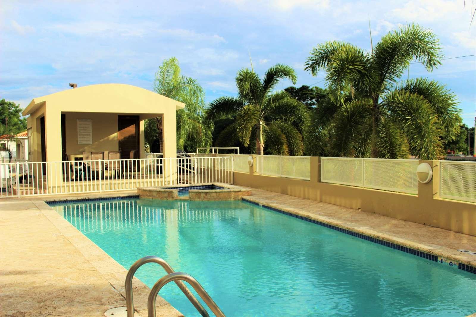 Pool facilities