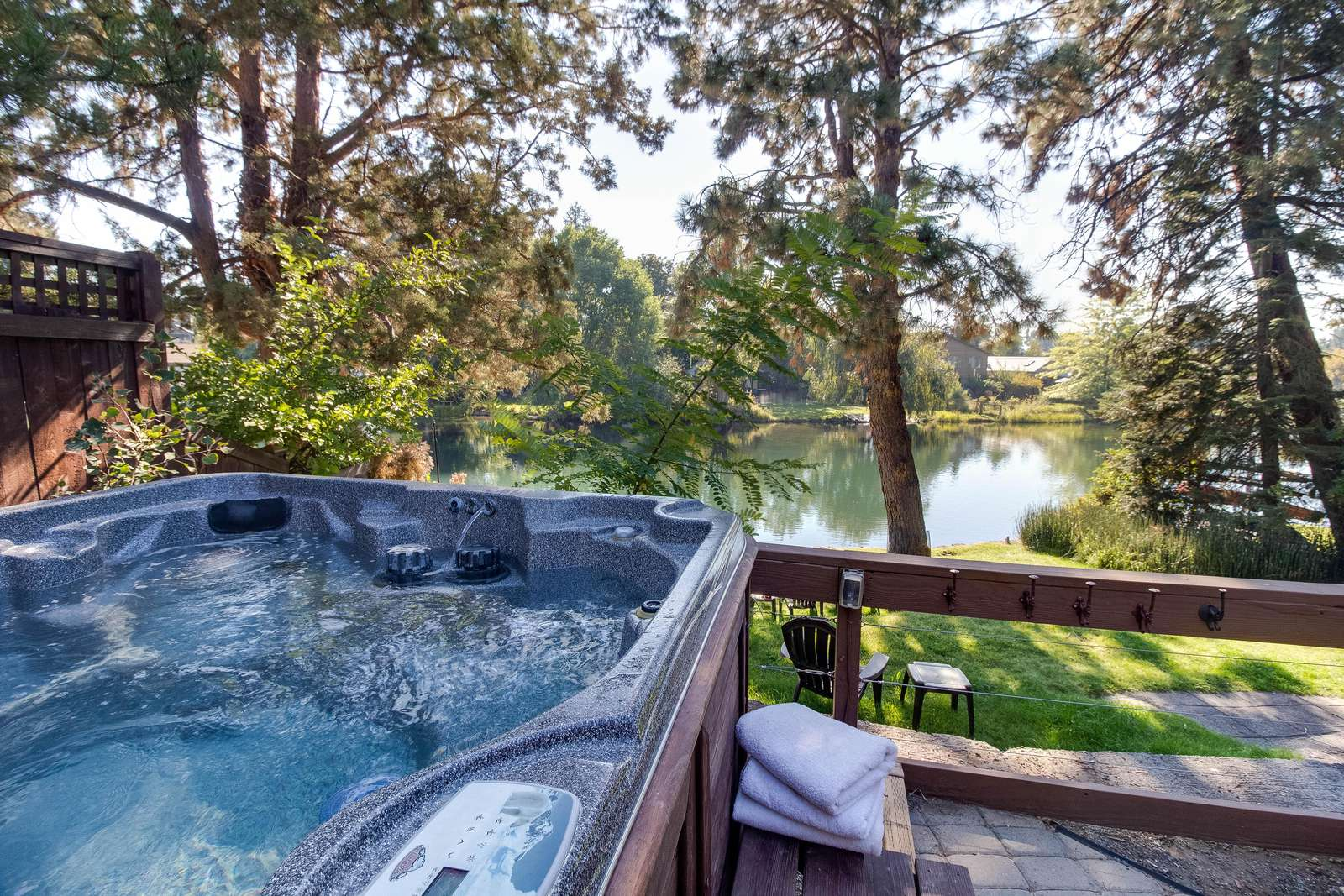 Welcome to life on the river in downtown Bend! - property