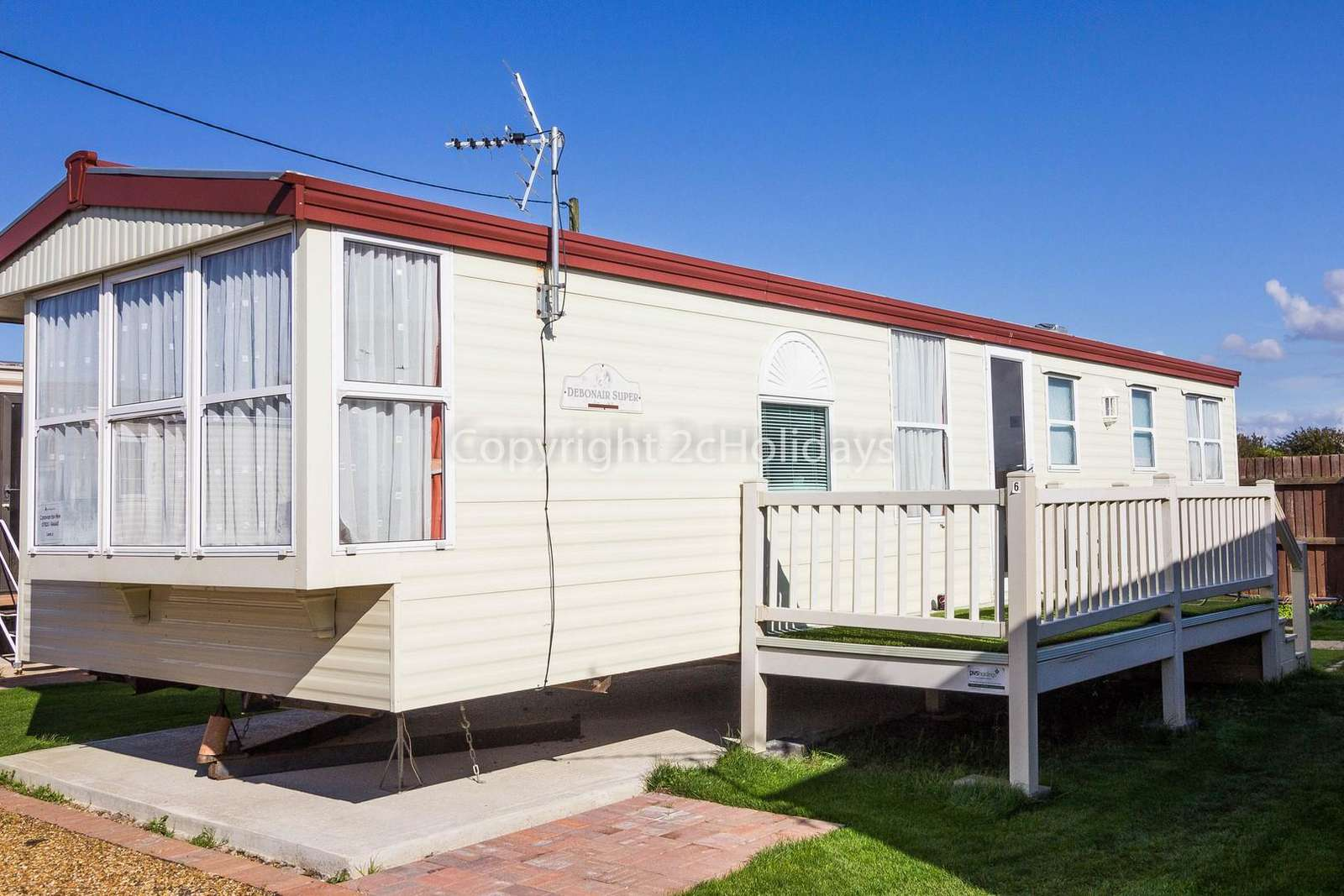 Look at reviews on Lees holiday park and see just how close it is to Hunstanton beach - property