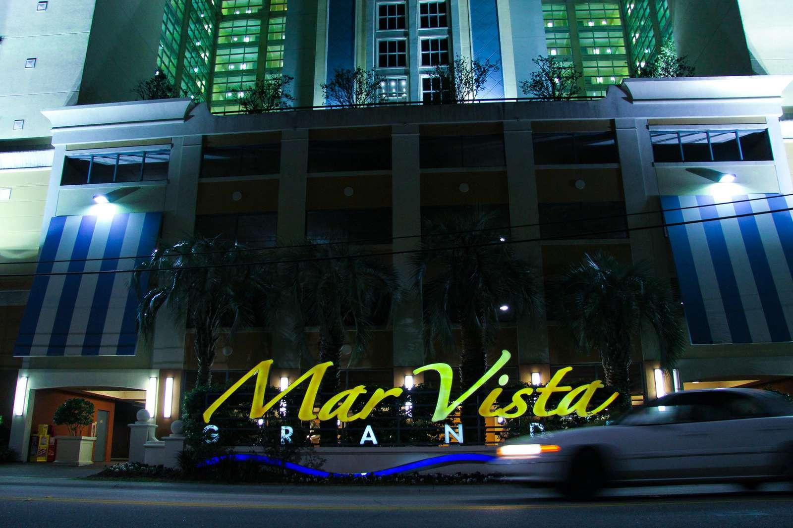 Evening at The Mar Vista Grande