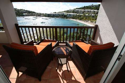 Great views from the comfort of your patio!