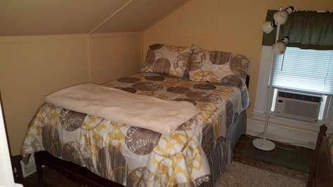 2nd floor bedroom 4 double