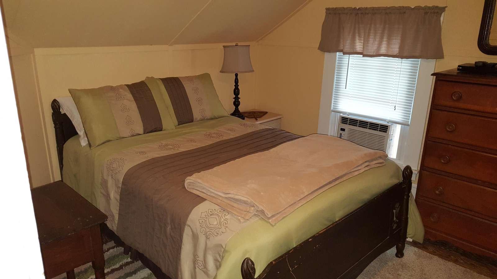 2nd Floor Bedroom 3 double