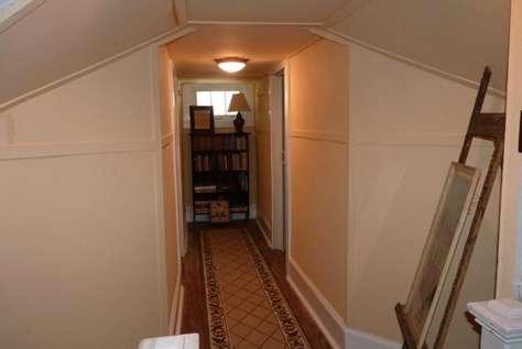 2nd floor to Bedrooms