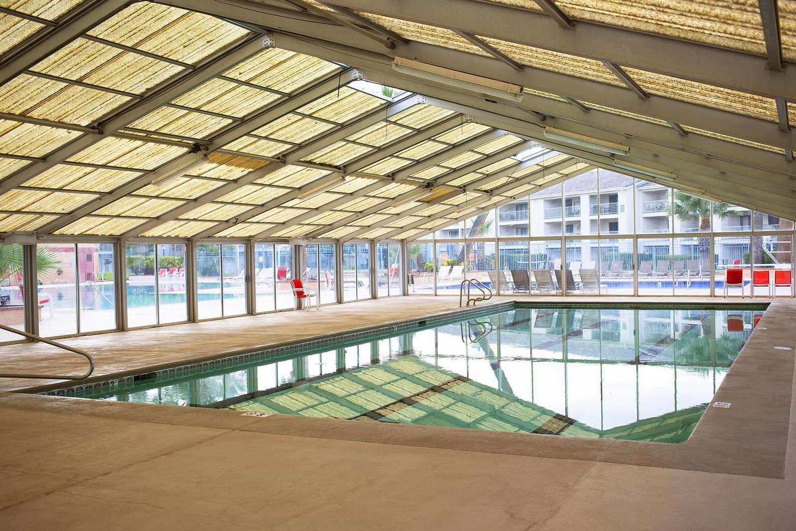 Indoor Pool - Heated Year Round